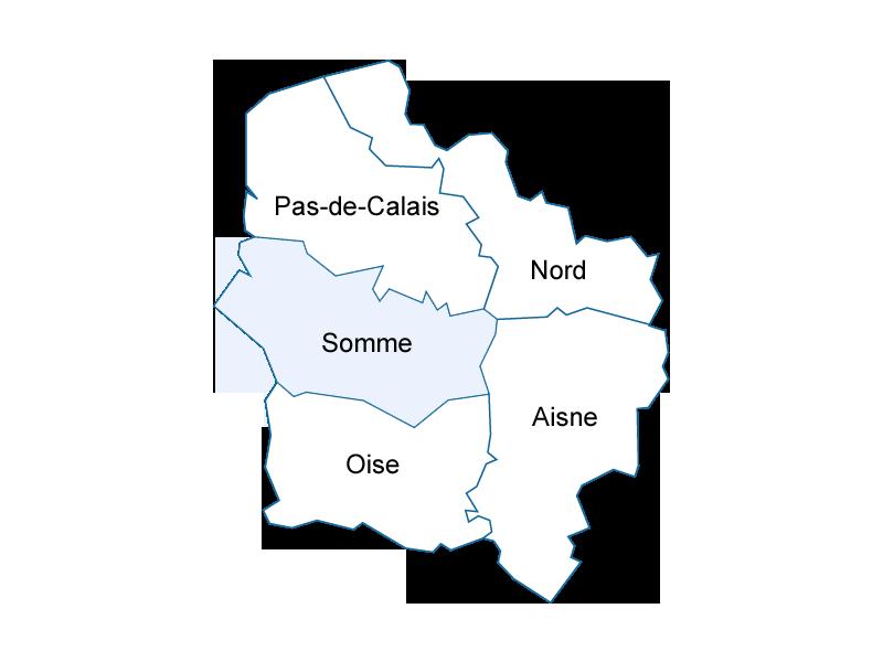 Nord Pas-de-Calais Picardie