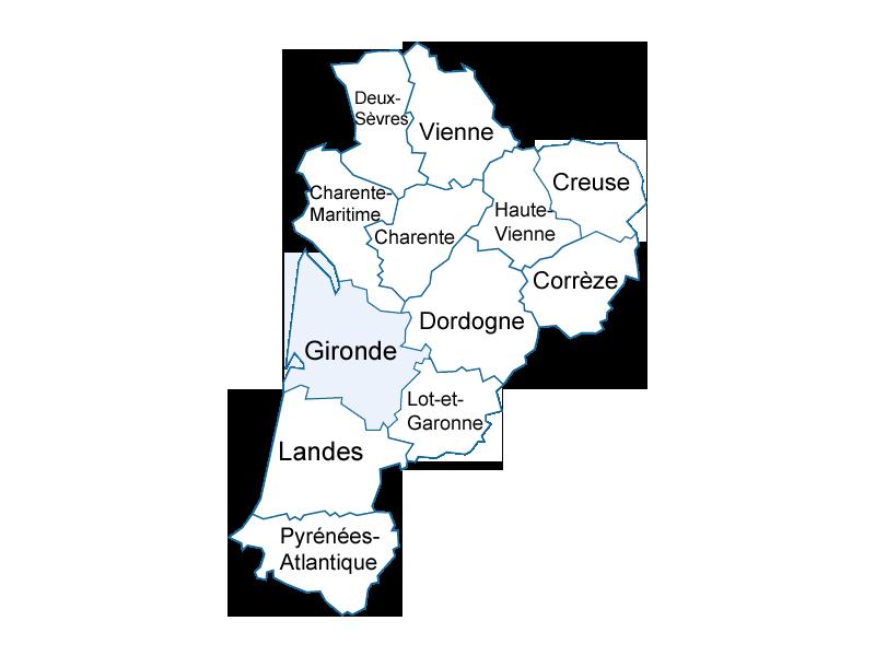 Aquitaine Limousin Poitou-Charente
